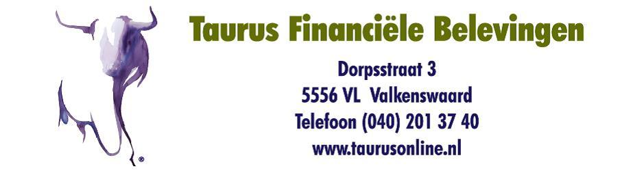 Taurus Financiële Belevingen
